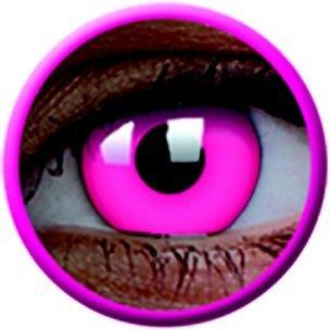 UV Glow Pink (Jahreslinse) (1x2)