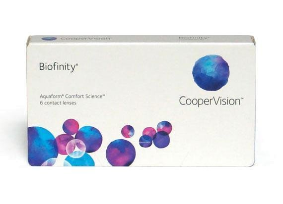 Biofinity (1x6)
