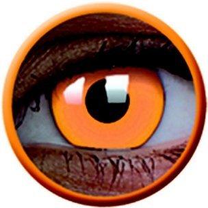 UV Glow Orange (Jahreslinse) (1x2)