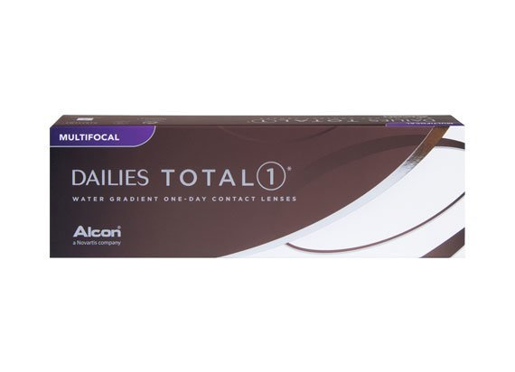 Dailies Total 1 Multifokal (1x30)