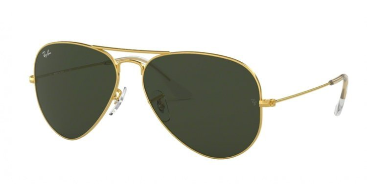 Aviator Large Metal RB3025 W3234