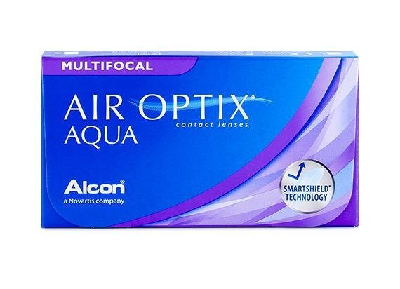 Air Optix Aqua Multifokal (1x3)