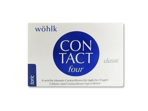 Contact four Toric (1x6)