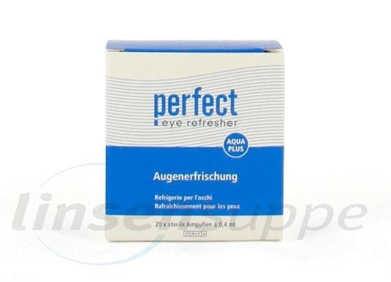 Perfect Aqua Plus Augenerfrischung (20x0,4ml)