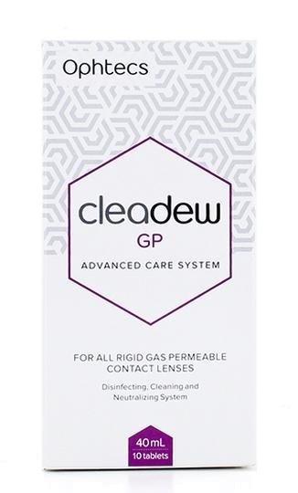 cleadew GP - All in One (40ml + 10 Tabletten)