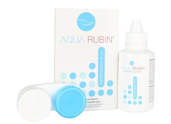 Aqua Rubin - Kombilösung (60ml)
