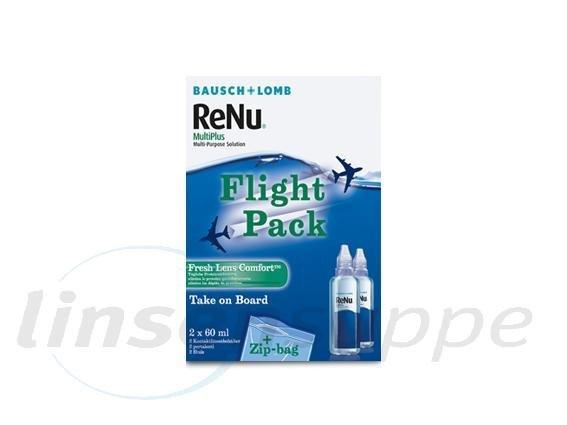 ReNu MultiPlus Flight Reiseset (2x60ml)