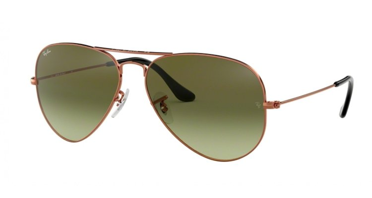 Aviator Large Metal RB3025 9002A6