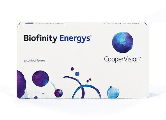 Biofinity Energys (1x6)