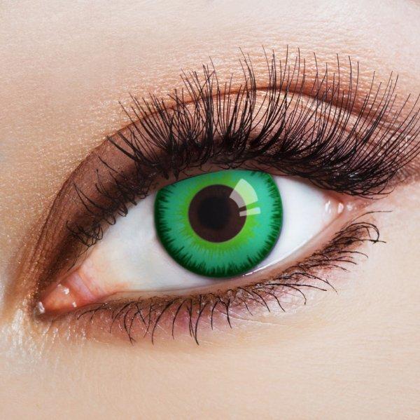 Magic Green Eye (Jahreslinse) (0.00 / 8.6 / 14.20)