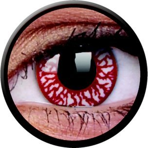 Blood Shot (Tageslinse) (1x2)