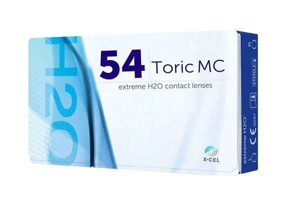 Extreme H2O-54% Toric MC (1x6)