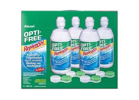 Opti-Free RepleniSH (4x300ml)