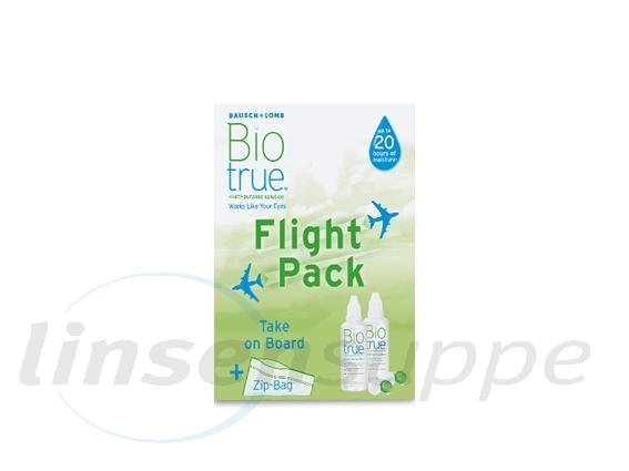 Biotrue All in one Flight-Pack (2x60ml)
