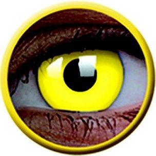 UV Glow Yellow (Jahreslinse) (1x2)