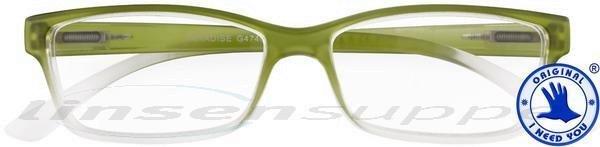 Paradise Kunststoffbrille grün