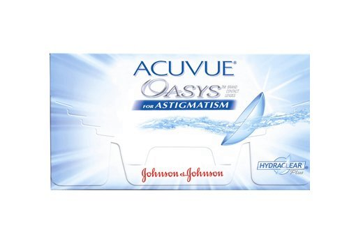 Acuvue Oasys for Astigmatism (1x12)