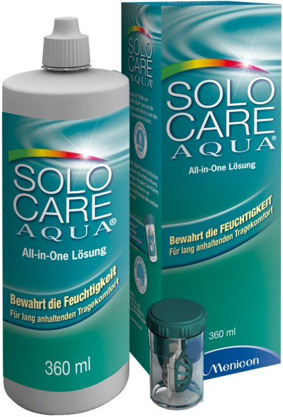 Solo Care Aqua (1x360ml)