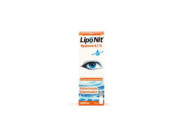 Lipo Nit Augentropfen 0,1% compact (10ml)