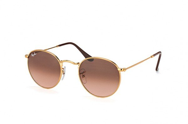 Ray-Ban RB 3447 Round Metal 9001A5
