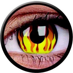 Flame Hot (Jahreslinse) (1x2)