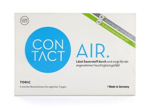 Contact Air Toric (1x6)