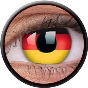 Deutschland (3-Monatslinse) (1x2)
