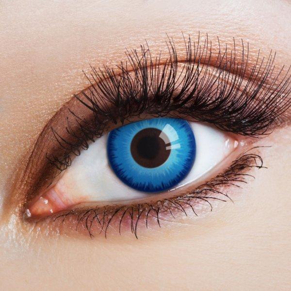 Steelblue Eye (Jahreslinse) (0.00 / 8.6 / 14.20)