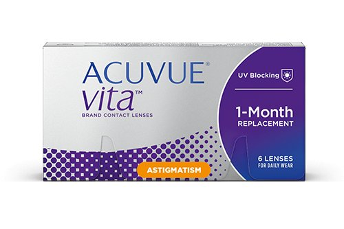 Acuvue Vita for Astigmatism (1x6)