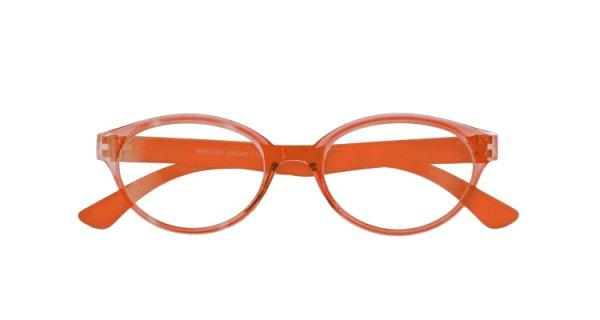 MARLENE - Lesebrille orange