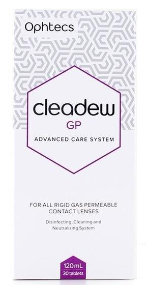 cleadew GP - All in One (120ml + 30 Tabletten)