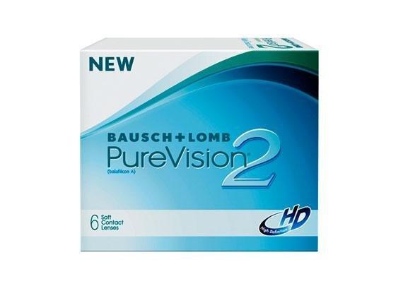 PureVision 2 HD (1x6)