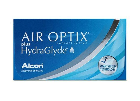 Air Optix plus HydraGlyde (1x6)