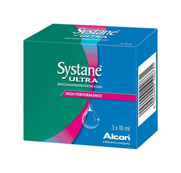 Systane Ultra (3x10ml)