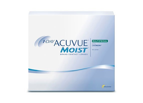 1-Day Acuvue Moist Multifocal (1x90)