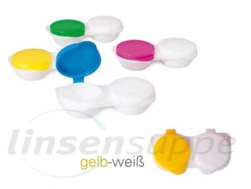 Flip Top Kontaktlinsenbehälter