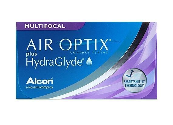 Air Optix Aqua plus HydraGlyde Multifocal (1x6)