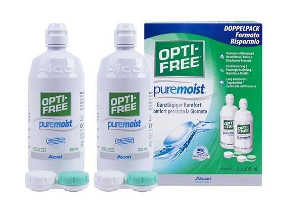Opti-Free PureMoist (2x300ml)