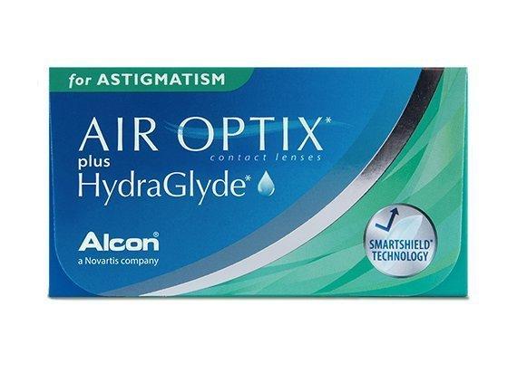 Air Optix Aqua plus HydraGlyde Toric (1x3)