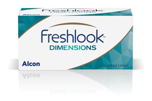 Freshlook Dimensions (1x6)