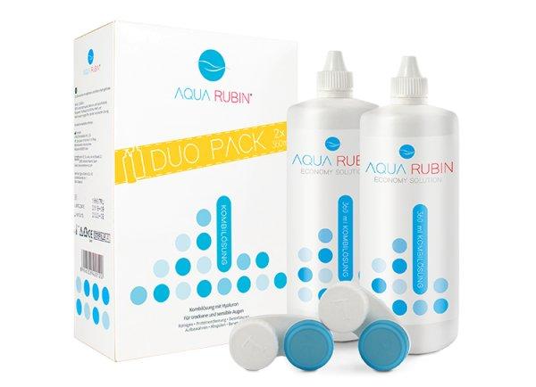 Aqua Rubin - Kombilösung (2x360ml)