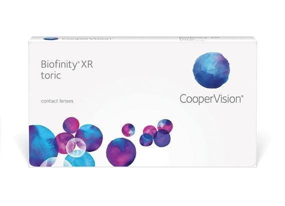 Biofinity Toric XR (1x6)